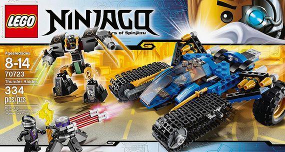 Lego Ninjago 2014 Sets Image