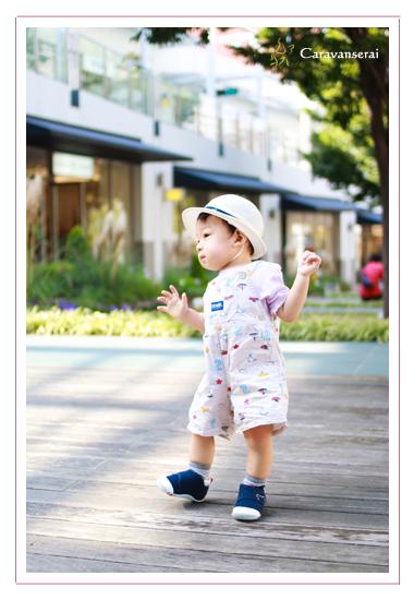 家族写真 名古屋市 星が丘テラス 子供写真 キッズフォト 屋外撮影 出張撮影 女性カメラマン