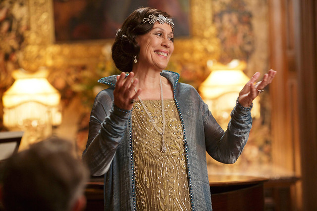 Kiri Te Kanawa in Downton Abbey © ITV, 2013