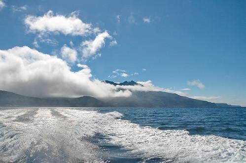 【写真】2013 : 知床半島遊覧船-往路2/2020-09-01/PICT2271