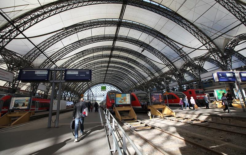 德勒斯登火車站