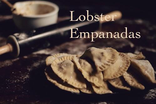 Lobster Empanadas