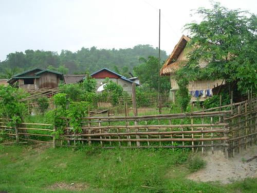 Luang Prabang-Nong Khiaw-Route (81)
