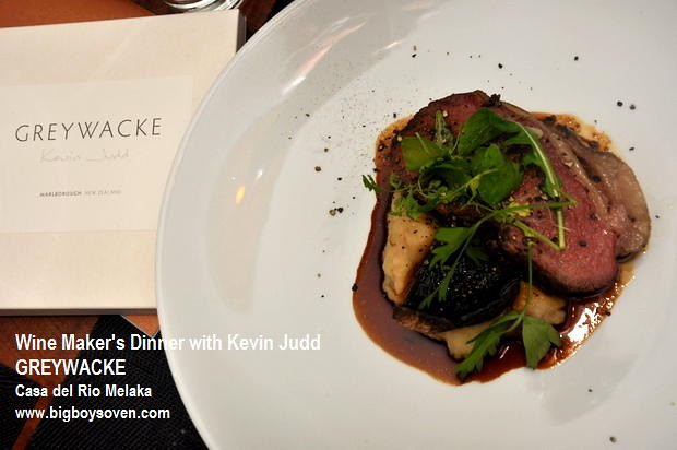 Greywacke Wine Maker Dinner with Kevin Judd 13