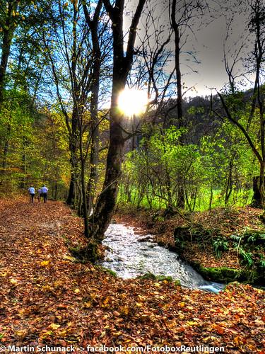autumn landscape deutschland waterfall wasserfall herbst natur panasonic landschaft hdr badenwürttemberg sanktjohann