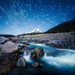 Mt. Hood Startrails by Derek Kind