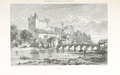 """British Library digitised image from page 411 of """"Résidences royales et impériales de France, histoire et monuments [With plates.]"""""""