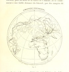 "British Library digitised image from page 89 of ""La Terre: description des phénomènes de la vie du globe. I. Les Continents. II. L'Ocean, l'Atmosphere, la Vie"""