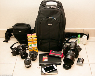 Nikon Travel Kit - revised for next outing