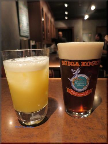 Photo:2013-10-30_ハンバーガーログブック_【参宮橋】Bar Shanks スモーキーなバーガーにクラフトビールを堪能!-02 By:logtaka