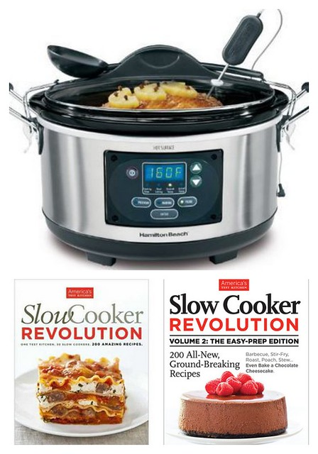My Favorite Things, Day 4: Slow Cooker Giveaway!