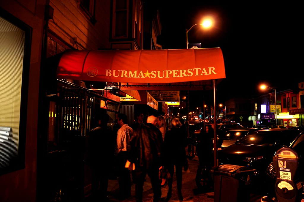 Burma Superstar, San Francisco