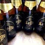 ベルギービール大好き! レフ・ロイヤル(Leffe Royale)