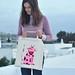 Dappled Cat Tote Bag by Joana Rosa Bragança