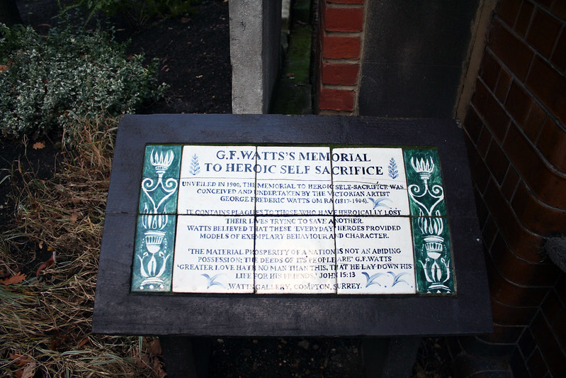 memorial of self sacrifice