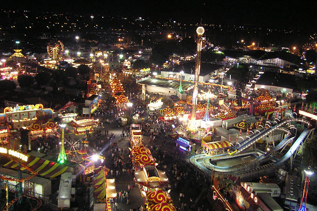 "The OC Fair and Event Center, where the OC Fair (pictured) takes place, is the site for the 2014 Tet Festival with theme ""A New Spring."""