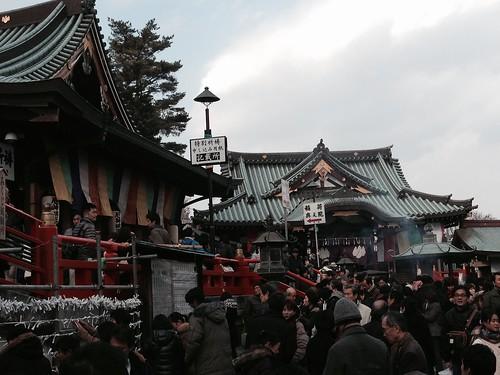 Mondo-yakujin Temple
