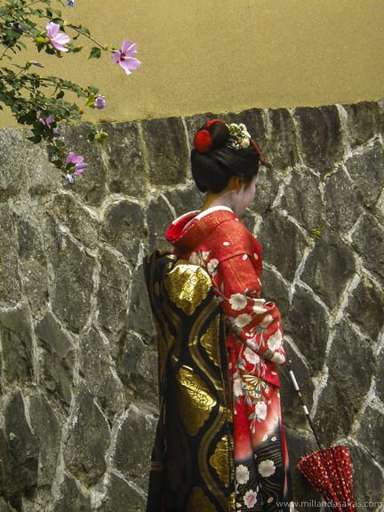 Vestimenta tradicional - Kioto