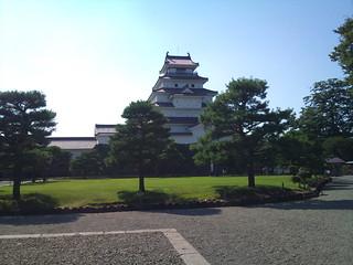 鶴ヶ城・本丸