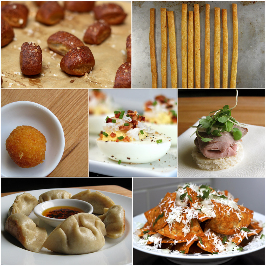 Score! 7 Game Changing Gluten-free Appetizer Recipes For