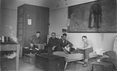 Soldiers' quarters
