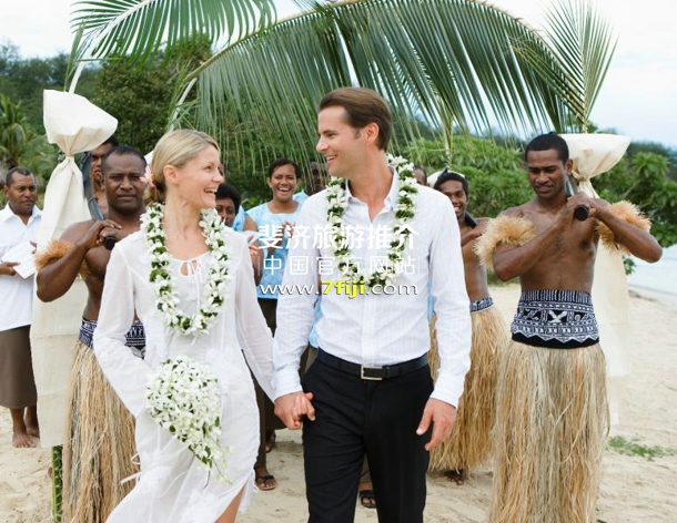 斐济利库利库泻湖度假酒店(Likuliku Lagoon Resort)婚礼