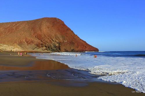 Playa La Tejita, El Medano
