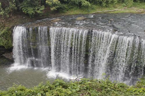 nature indonesia waterfall air alam terjun lubuklinggau eksotis
