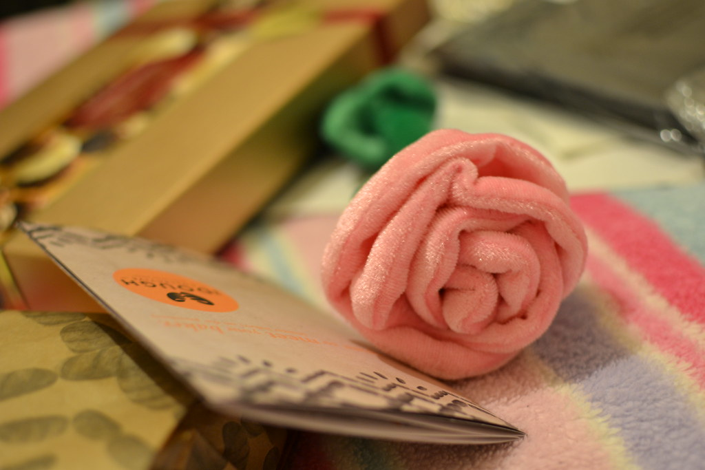 Valentines Day 2014 - Plushie Rose