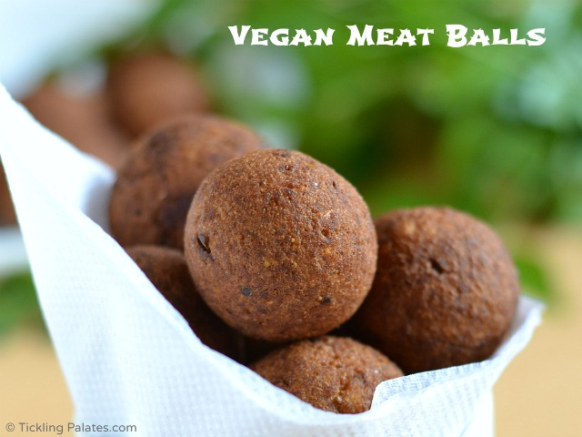 Vegan Meat Balls