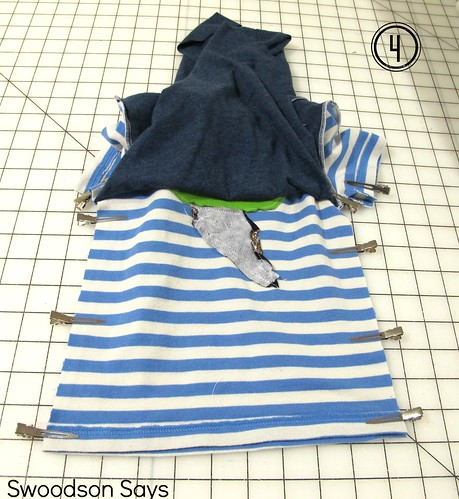 12566691953 564312d945 Peek a boo Patterns Bodysuit & Lap Tee   Hacked into a Body Double Tutorial
