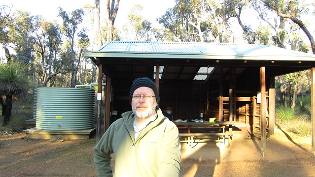Day 5: Early morning at Brookton Shelter #2