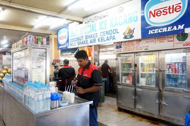 Mee Sotong Penang & Coconut Shake - (Halal) at Padang Kota (Esplanade) -008