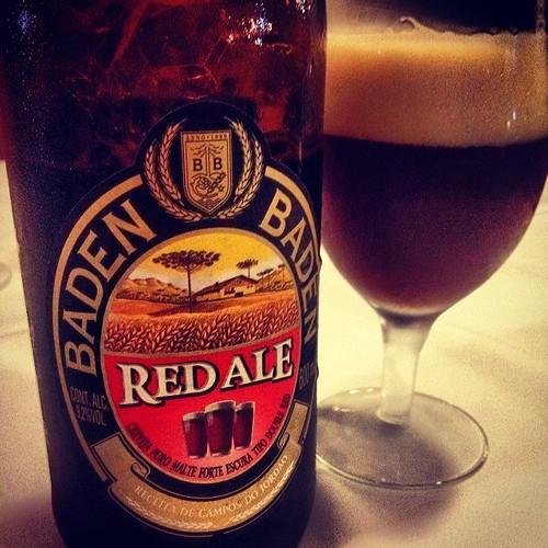 Baden Baden 9.2% #redale #cerveja #beer #ale #badenbaden #serranegra