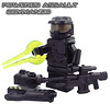 Powered Assault Commando - Black