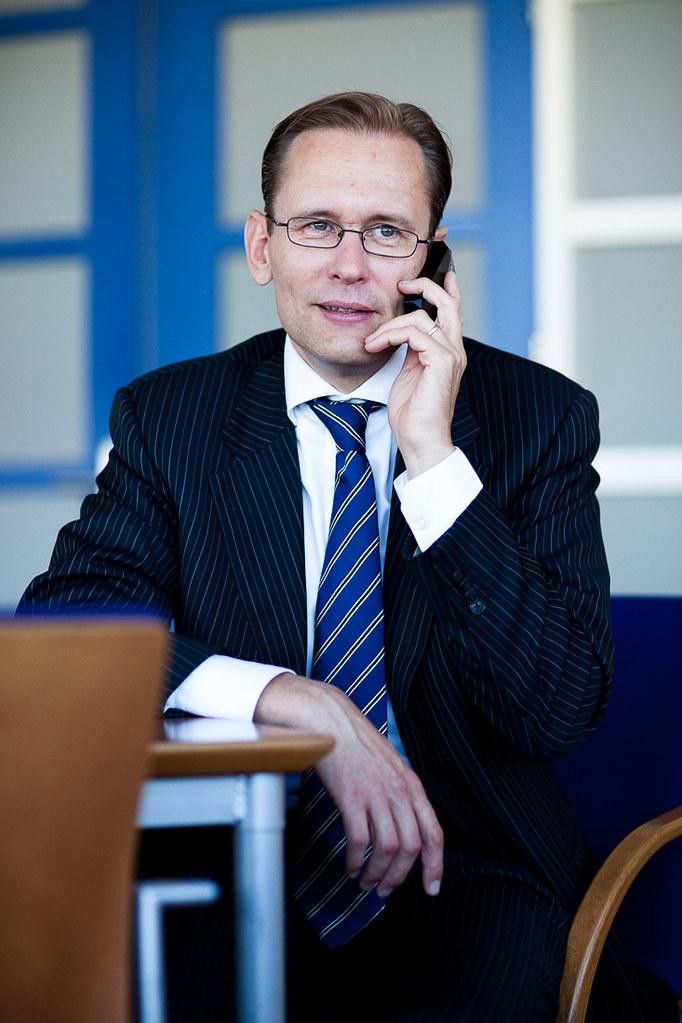 Portret Sander Cornelissens, directeur ICT Brainforce, 2011