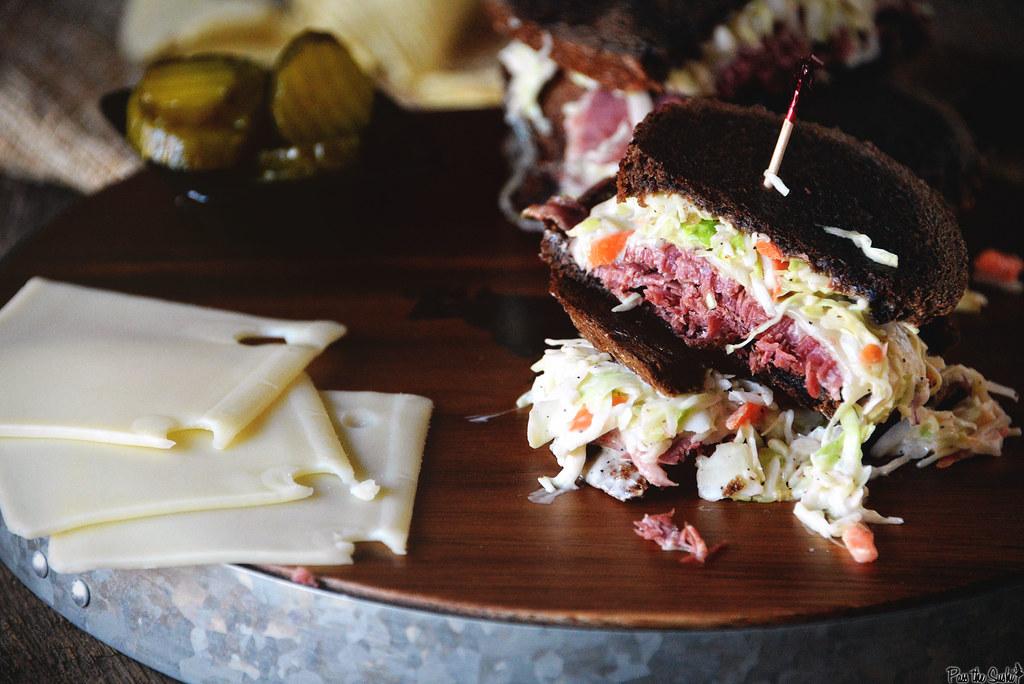 Corned Beef Sandwich // GirlCarnivore.com
