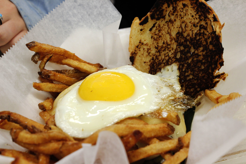 fritas egg