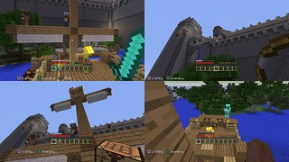 Minecraft on PS3