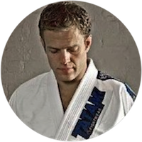 Nicolas Gabriel, Autor do Livro Black Belt Blueprint
