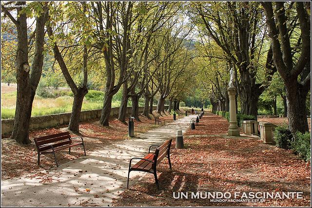 Parque Natural de los Montes Obaranes, Oña.