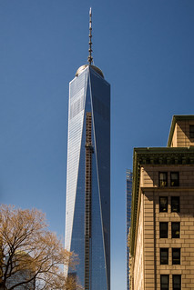 Freedom Tower - NYC - Abril/2014