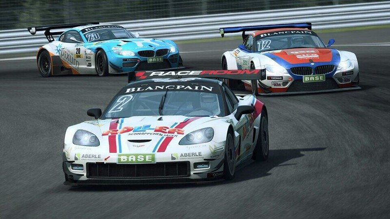RaceRoom Racing Experience GT Masters