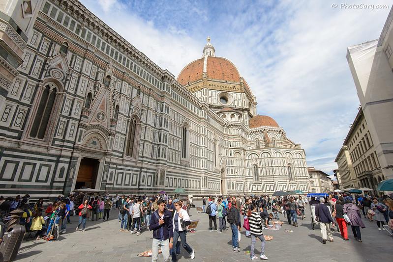 Basilica Santa Maria del Fiore, Italy, Florence