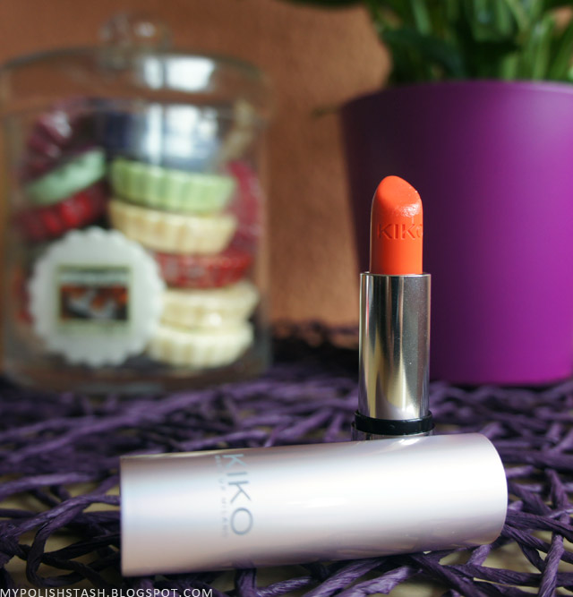 top lipsticks for spring_Kiko 401
