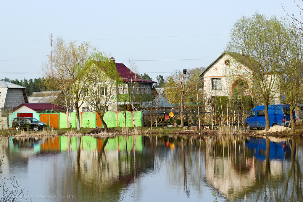 Spring in Gomel