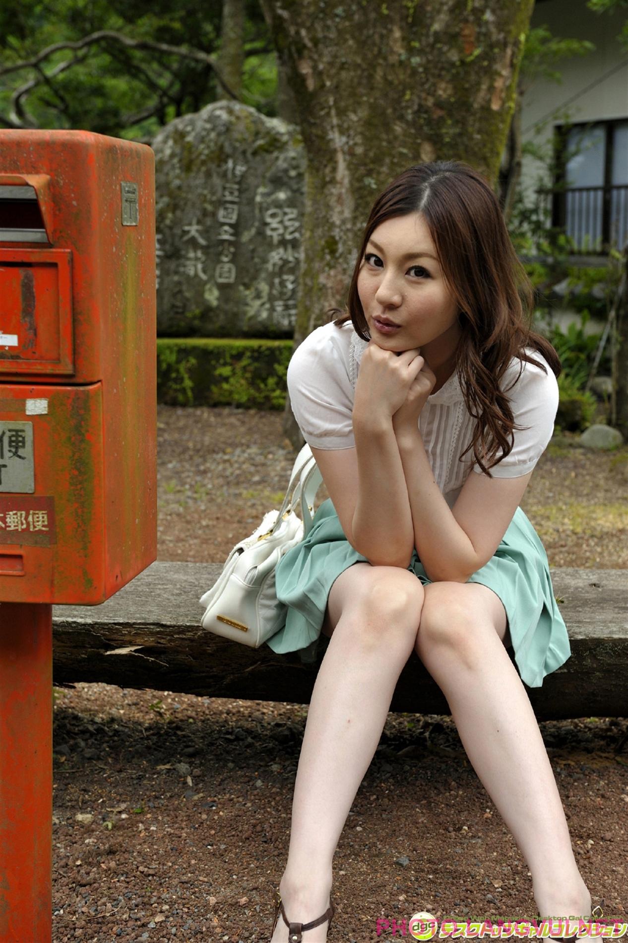 DGC No 1213 Yui Tatsumi - Ảnh Girl Xinh - photo.langvui.net