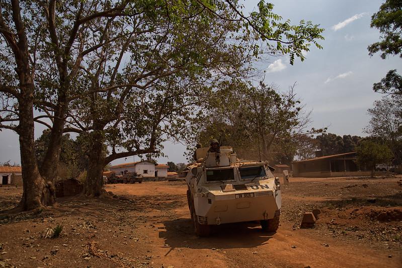 Maintien de la paix dans le monde - Les FAR en République Centrafricaine - RCA (MINUSCA) - Page 2 15899314163_3279fd94f3_c