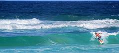 Surfing in Brunswick