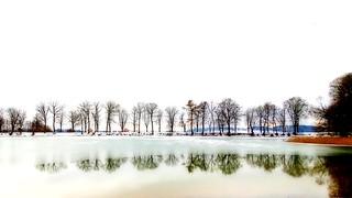 Winter am Herthasee